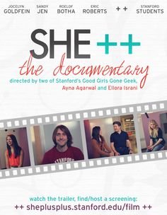 she++: Inspiring Women to Empower Computer Science -check out dojodevcamp.com to learn more about you can become a computer programmer!