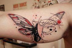 Work: Aga Młotkowska  http://www.mosquitotattoo.pl/galeria/tattoo ..