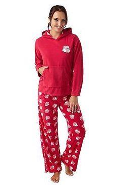 Señoras para mujer de lana Pijamas Pijama conjunto Pijamas Ropa para dormir de Ropa de dormir