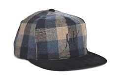 As a kid I loved my wool plaid snapback. This one doesn't have a bear on it like my old jam, but I dig it.