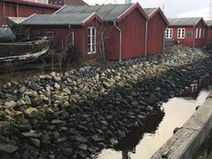 Danish Huts in Flensburg