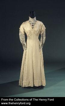 Dress, 1910-1915, by Lyta Jerome Withey.