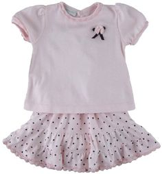 Magnolia Baby Dot Baby Izzy Skirt Set « Clothing Impulse