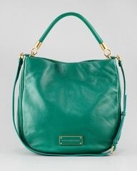 MARC by Marc Jacobs Too Hot To Handle Hobo Bag, Parrot Green
