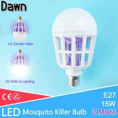 Insect Killer Light Bulb