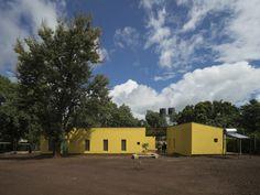 KWIECO Shelter House / Hollmén Reuter Sandman Architects