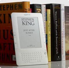Kindle #kindle #ereaders
