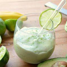Reemplaza los postres por estos #smoothies #saludables. #Hogaressauce.