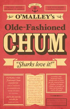 Olde-Fashioned Chum