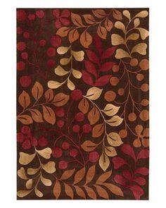"""""""Contour"""" rug by Nourison - $1300"""