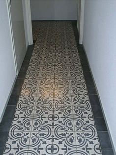 1000 images about portugese tegels on pinterest tile met and van - Credence cement tegels ...