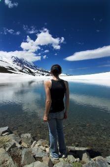 Mount Rainier Hiking  Trail Guide