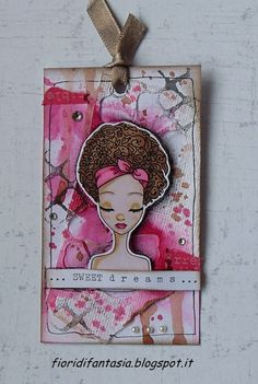 bookmark for Little Blue Button Stamps