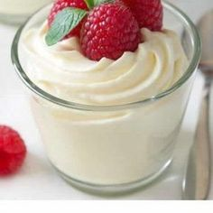mousse de fromage blanc thermomix