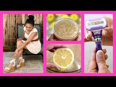 DIY SKIN SCRUB & Gillette Venus Swirl Demo! - YouTube
