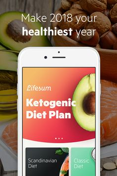 Make 2018 your best year ever with Lifesum! Get the app for free and start the journey to a healthier you today.