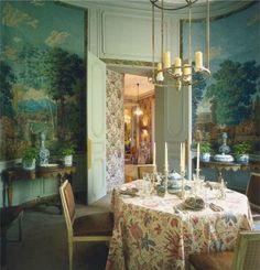 KK Auchincloss ( World Of Interiors, November 2012, Fritz von der Schulenberg photographer)