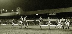 The South Stand at night. Bristol Rovers Fc, Football Stadiums, Night