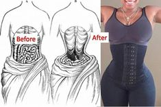 What is waist training? Waist training: It is one of the HOTTEST sculpting trends out there right now. Fitness Transformation, Transformation Du Corps, Diy Waist Trainer, Waist Trainer Reviews, Waste Trainer, Waist Trainer Before And After, Tiny Waist, Waist Training Corset, Waist Workout