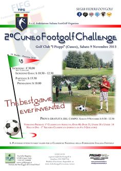 2° Cuneo Footgolf Challenge