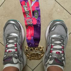 Finished another fun run! #disneyland #runhappy #tinkerbell10k #run @rundisney by cthemouse