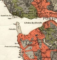 Carta Geológica de Portugal (folha 9-C)  1: 50000