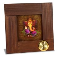 Ganesha table watch Table Watch, Diwali Gifts, Online Gifts, Ganesha, Clock, Frame, Home Decor, Watch, Picture Frame