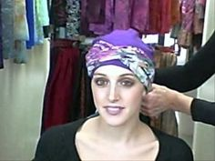 Head Wraps and Scarves - YouTube
