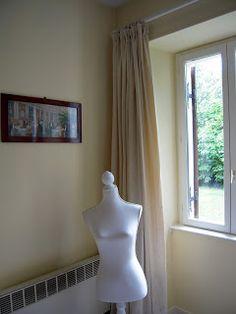 9 beste afbeeldingen van Gordijnen naaien - Sewing curtains, Diy ...