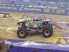 maximum destruction monster jam truck