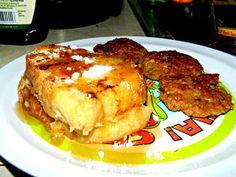 Vegan french toast casserole bake ...sub tofu for non-dairy yogurt