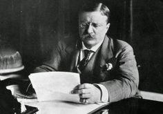 6 советов скорочтения от Теодора Рузвельта