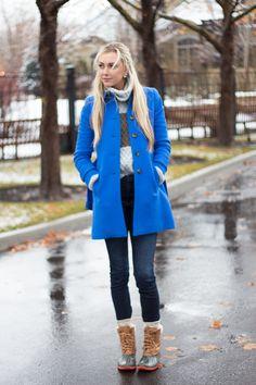 something blue.. on the blog!