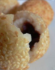 Borroms' Good Eats: Recipe : Buchi Balls