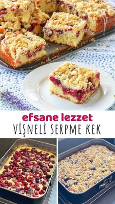Cake Recipes, Snack Recipes, Dessert Recipes, Cooking Recipes, Desserts, Good Food, Yummy Food, Pastry Cake, Turkish Recipes