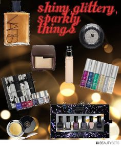 Top 10 Shiny, Glittery Things!  Prime Beauty Blog
