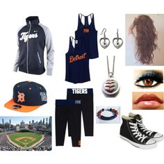 ~Detroit Tigers Outfit!!~