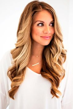Secrets to Sexy Blowout Hair without Going to a Salon ★ See more: http://lovehairstyles.com/secrets-to-blowout-hair/