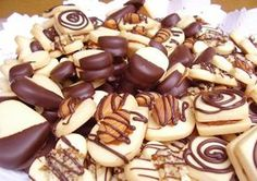 como hacer galletitas secas Fun Cookies, How To Make Cookies, Cupcake Cookies, Sweets Recipes, Baking Recipes, Cookie Recipes, Desserts, Food C, Pastry And Bakery