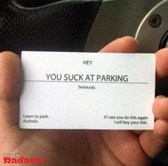 omg i need these to get out some of my road rage! haha