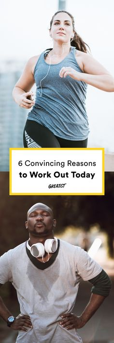 dcadee580 6 Convincing Reasons to Start Working Out Immediately. Fitness Tips ...