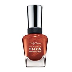 Tracy Reese Sally Hansen Complete Salon Manicure In Shiny Penny