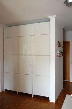 Schrank Besta von Ikea