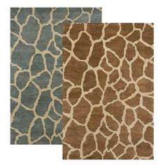 Giraffe Print Rug Novelty Rugs Luxurylamb Com