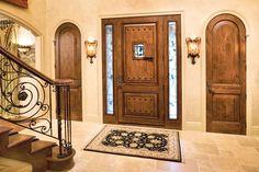 JELD-WEN Doors & Windows, Aurora custom  fiberglass exterior door