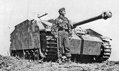 German heavy/medium armour