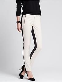 Skinny Ankle Zip Pant--available in other colors