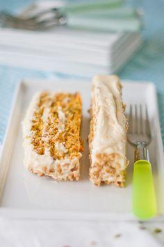 Ginger-Citrus Carrot Cake...