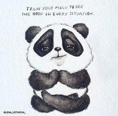 Little panda is adorable Panda Love, Cute Panda, Panda Panda, Panda Wallpapers, Cute Wallpapers, Namaste, Panda Drawing, Online Yoga Classes, Kung Fu Panda