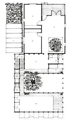 Raven Street House,Upper Floor Plan
